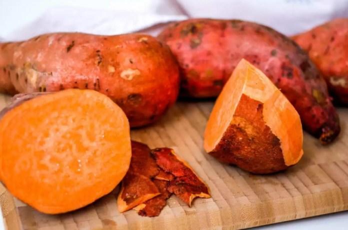 las batatas son saludables