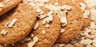 Oatmeal Cookies galletas de avena sin harina y sin huevos
