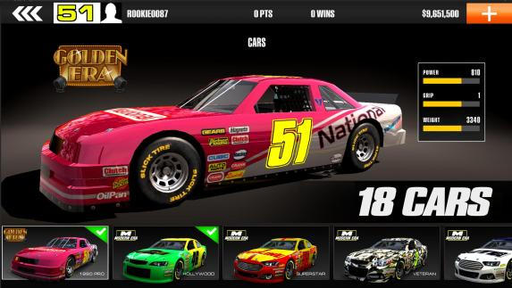 Nuevo Stock Car Racing - Descarga Gratis