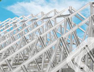 harga baja ringan kencana di semarang truss plafon pvc