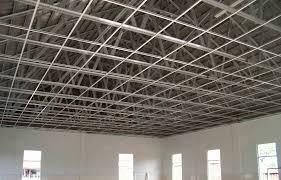Hollow Rangka Plafond Gypsum  Metal Furing  Bajaringan