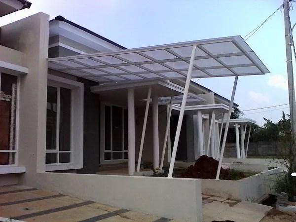 model kanopi atap baja ringan alasan kenapa anda harus pakai ahlinya