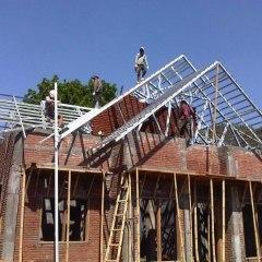 Harga Atap Baja Ringan Dan Genteng Beton Perbandingan Pemasangan Kayu Vs ...