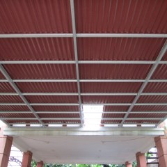 Pasang Canopy Baja Ringan Depok Gambar Konstruksi Kanopi | Expo Desain Rumah
