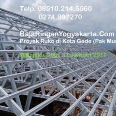 Distributor Rangka Baja Ringan Yogyakarta