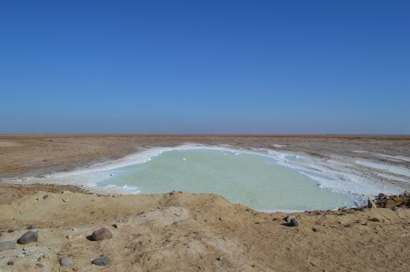 North Road Salt Flats