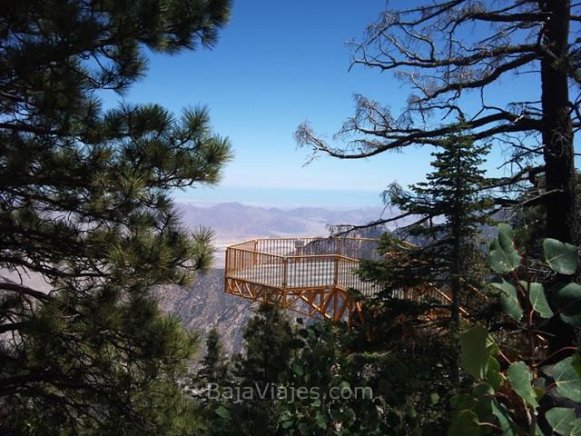 Mirador El Altar, Parque Nacional Sierra de San Pedro Mártir