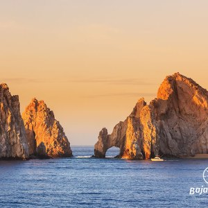 Arcos monumentales en Los Cabos, Baja California Sur