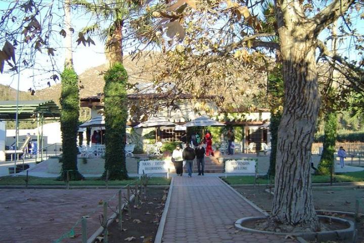 Vinicola L.A. Cetto en 2007, los primeros tours de BajaViajes.com