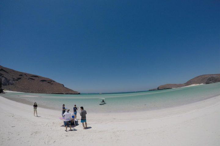 Paseo a Balandra, La Paz, Baja California Sur