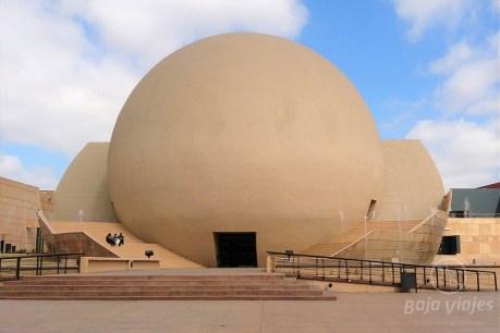 "La ""Bola"" en el Centro Cultural Tijuana"