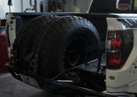 Off Road Tire Rack - Lovequilts