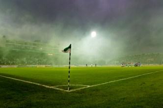 2012-09-23, Fotboll, Superettan, Söderstadion, Hammarby - Brage (3-1); Söderstadion. ©Andreas L Eriksson