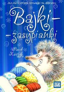 książka dla dzieci Zasypianki