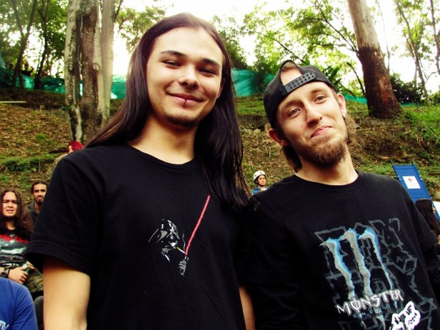 Eliminatorias Metal - Altavoz