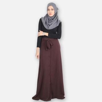 ras-2581-br-skirt-brown-a98