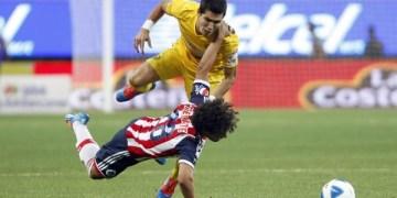 Chivas y Aguilas, en una edición más del clásico este domingo 6