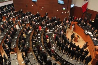 Aprueba Senado reforma sobre desaparición forzada de personas