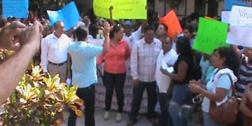 Invaden predio 750 familias en Zihuatanejo amparados por FIBAZI 4