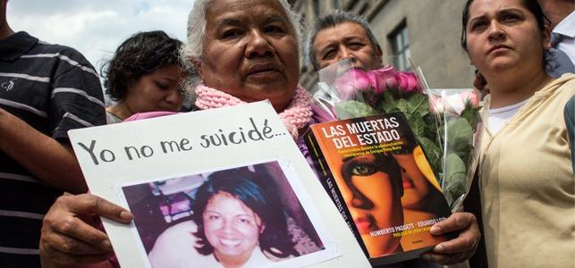 Crean grupo especial para indagar feminicidio de Mariana Lima