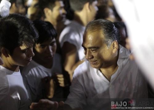 Segundo debate en Guerrero - Pedro Pardo 11