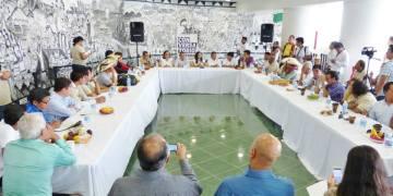 Casa Guerrero seguirá siendo un espacio cultural, dice Mojica ante creadores 8