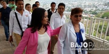 Se reune Beatriz Mojica con médicos de Guerrero 7