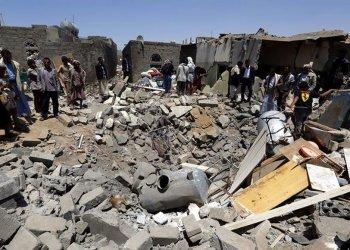 Mueren 31 personas en bombardeos árabes al intentar huir de Yemen 5