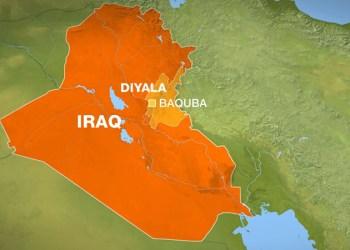 Atentado en provincia iraquí de Diyala deja 14 muertos 2