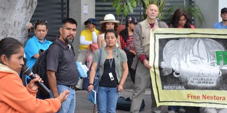 Ministeriales torturaron y amenazaron a comunitarios tras detención de Nestora 3