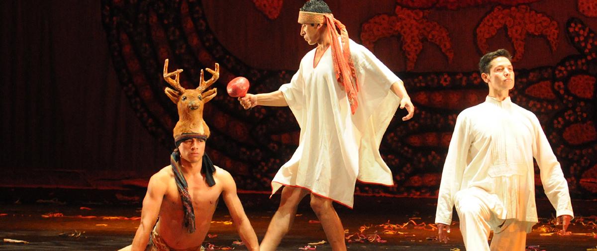 """OFA y Ballet de Amalia Hernández estrenarán la obra """"Baile azteca"""" en Acapulco"""