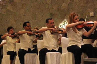 Suma Orquesta de Acapulco más de mil 280 conciertos a lo largo de 17 años de labores