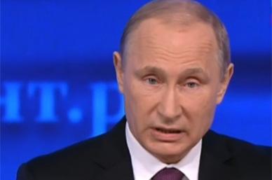Putin rechaza que Rusia represente una amenaza para Occidente