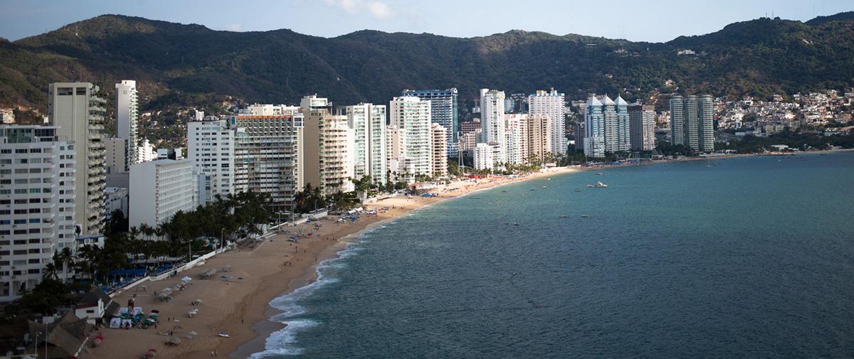Aumentará vigilancia en zona turística de Acapulco