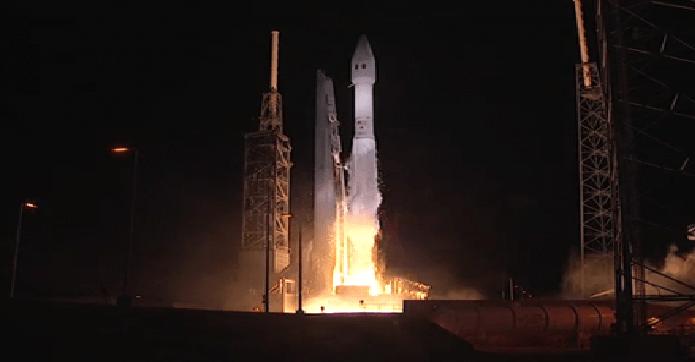 Exitosa puesta en órbita de satélite Morelos 3