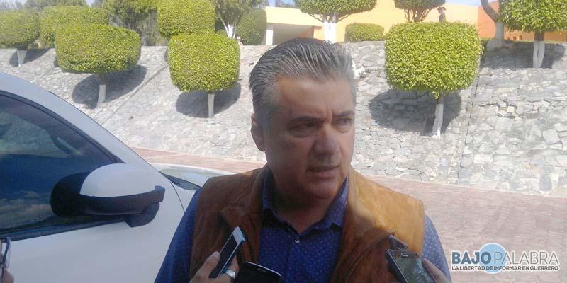 """Violencia en Chilpancingo no se resuelve """"de la noche a la mañana"""": Leyva"""