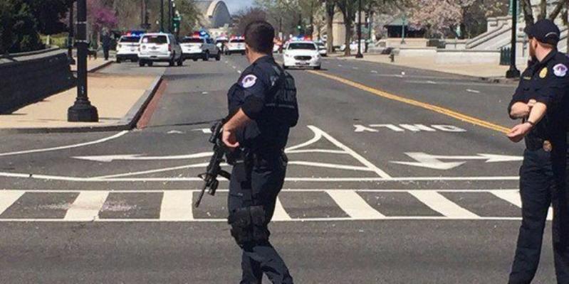 Policía, posible responsable de tiroteo en EU