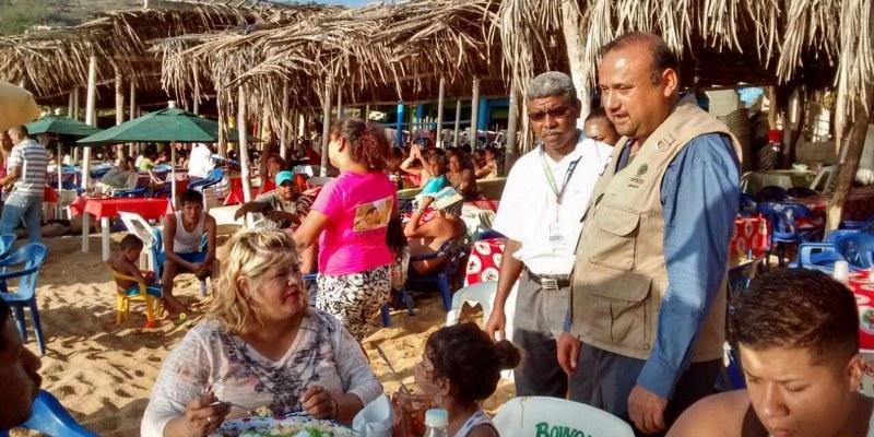 Profeco reporta 16 quejas de turistas en Acapulco