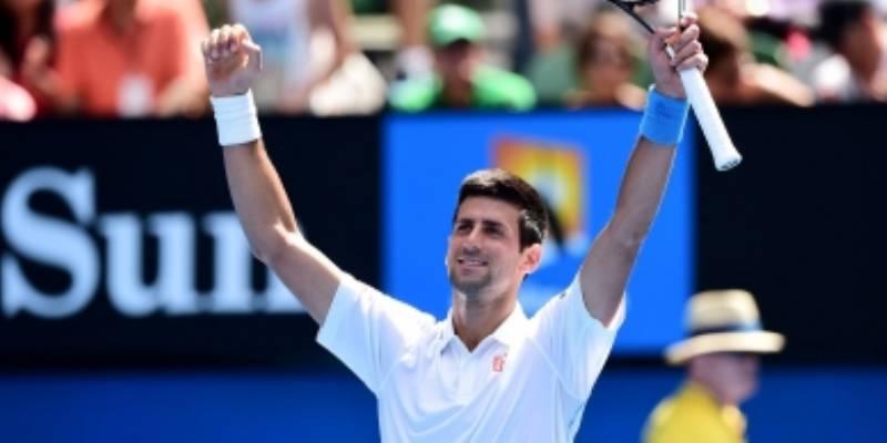 Novak Djokovic avanza a cuartos de final en Abierto de Miami