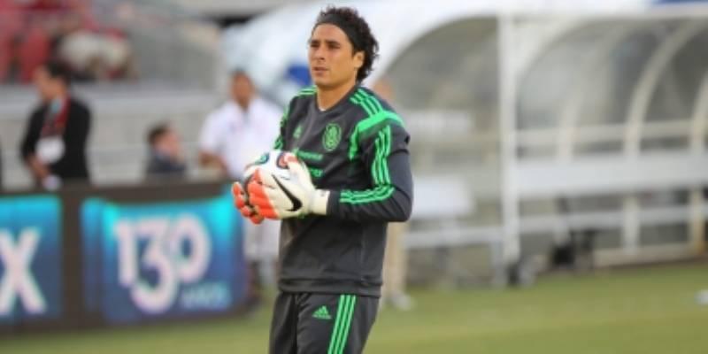Salva Memo Ochoa juego entre Granada y Deportivo La Coruña