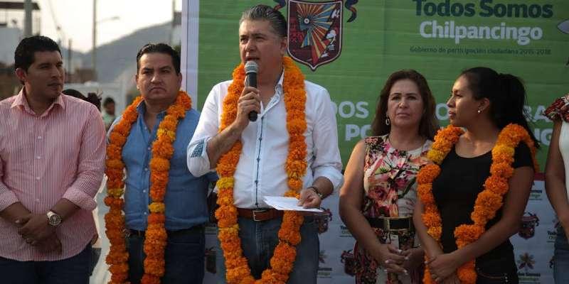 Busca IP consulta sobre permanencia de Leyva Mena al frente de Chilpancingo