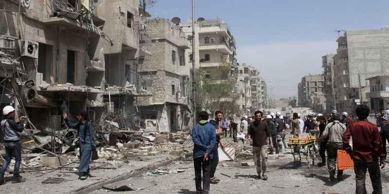 Recrudece ofensiva de Ejército Sirio en Alepo