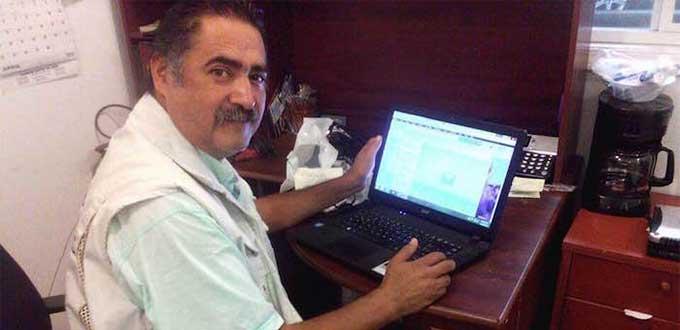 Francisco Pacheco Beltrán era el más crítico del alcalde de Taxco: periodistas 3