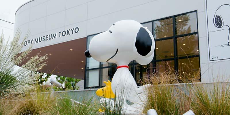 Conoce el primer museo dedicado al simpático Snoopy