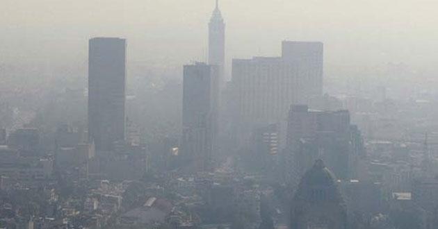 Mala, la calidad del aire en CDMX