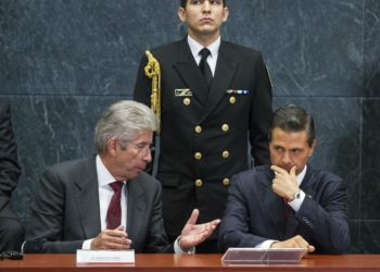 Ruiz Esparza se reunió 2 veces con dueño de Higa, durante indagatoria sobre Casa Blanca: WSJ 1