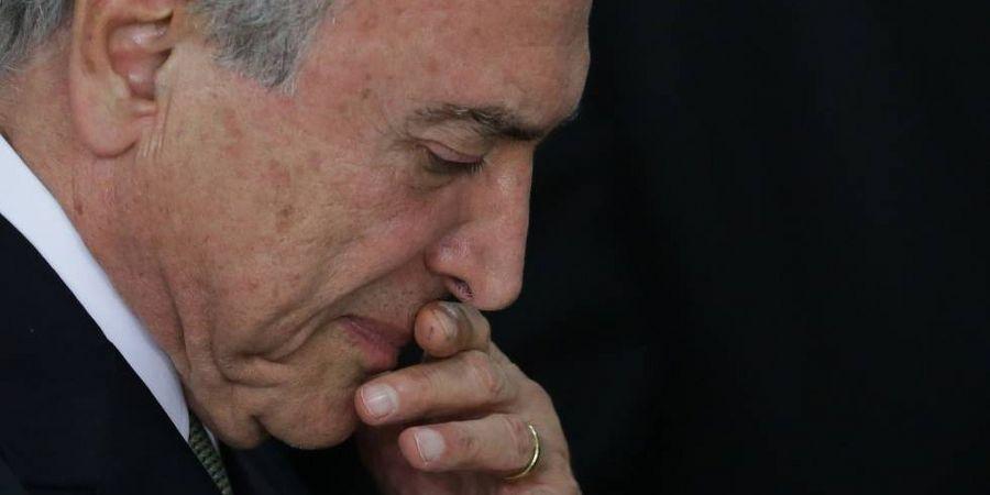 Nuevo escándalo mantiene en crisis gobierno de Temer en Brasil
