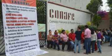 Denuncian irregularidades en la Conafe de Guerrero 9