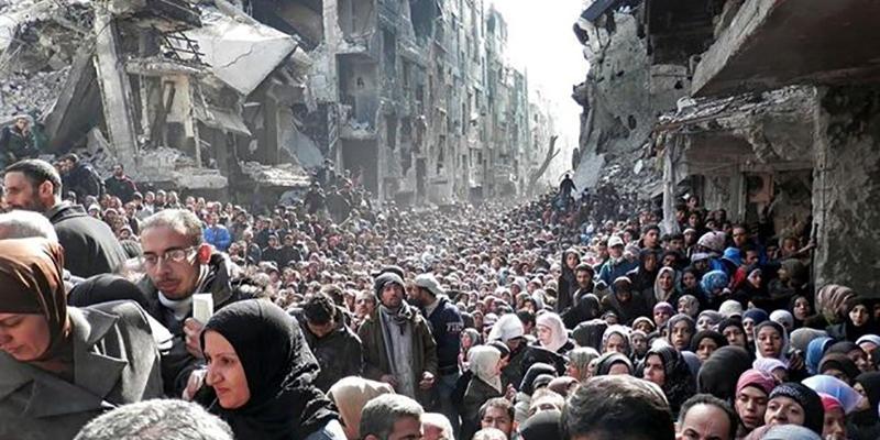 Guerra en Siria ha causado más de 282 mil muertos en cinco años