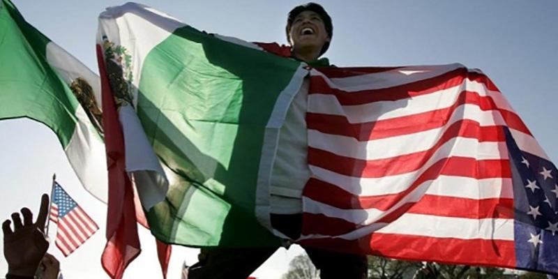 Mexicanos, los más activos en proceso electoral de EU por temor a Trump